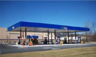 Gas Station - Commercial Construction Services